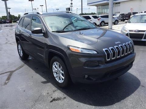 2015 Jeep Cherokee for sale in Evansville, IN