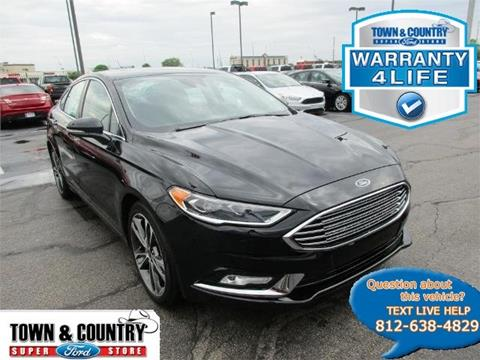 2017 Ford Fusion for sale in Evansville IN