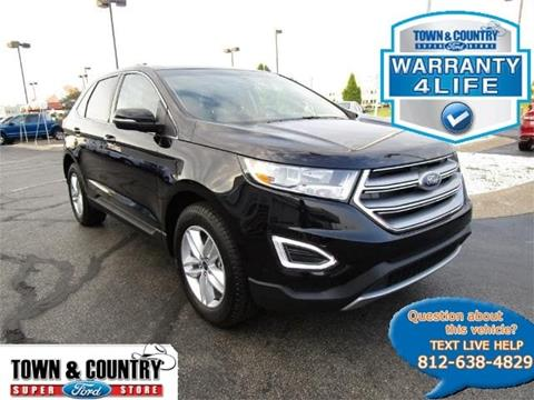 2017 Ford Edge for sale in Evansville, IN