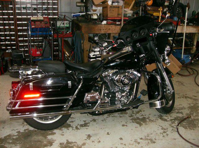 2007 Harley-Davidson FLHTP