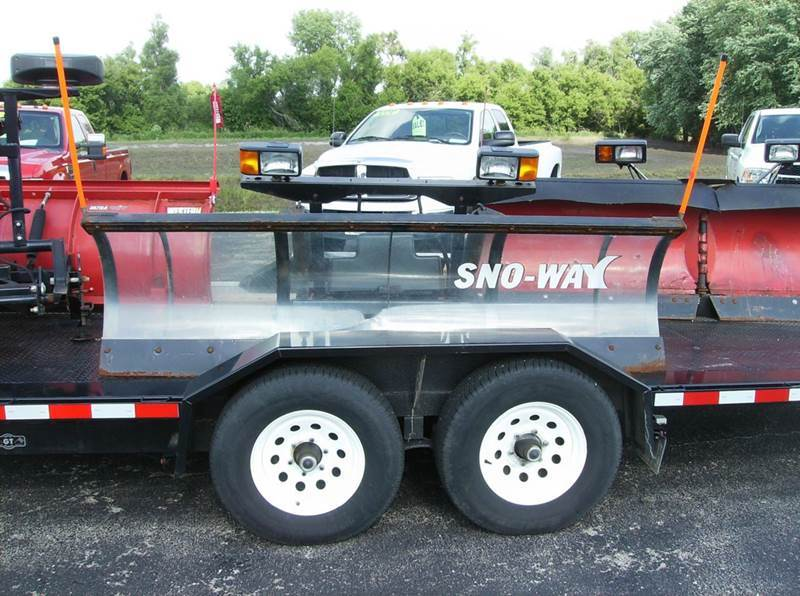 1900 SNOW WAY 7.6 FT PLOY SNOW PLOW