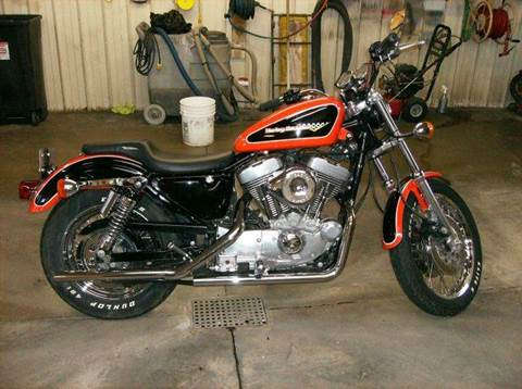 1997 Harley-Davidson Sportster for sale in Pearl City, IL