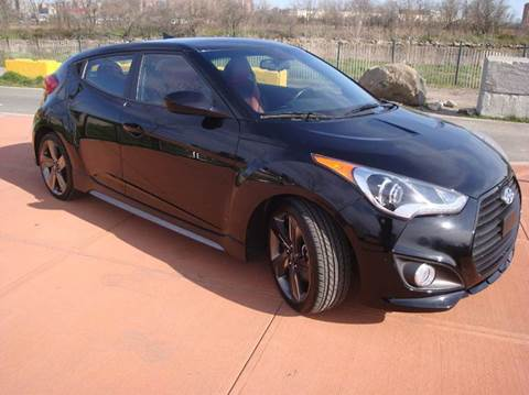 2014 Hyundai Veloster Turbo for sale in Brooklyn, NY