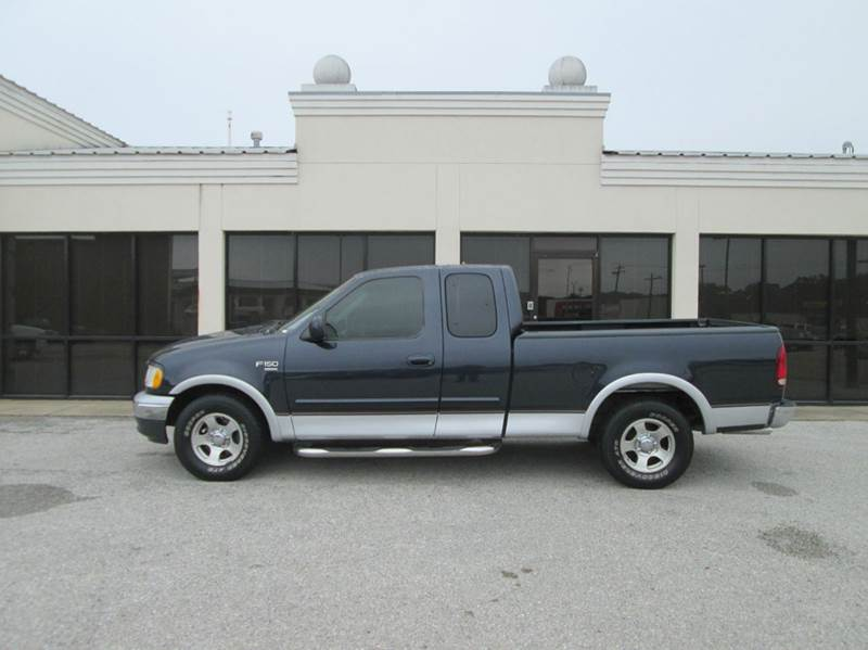 1999 ford f 150 4dr lariat extended cab sb in bryan tx buddys automotive concepts llc. Black Bedroom Furniture Sets. Home Design Ideas