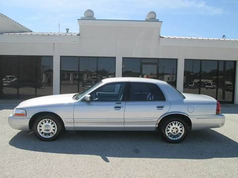 2003 Mercury Grand Marquis for sale in Bryan, TX