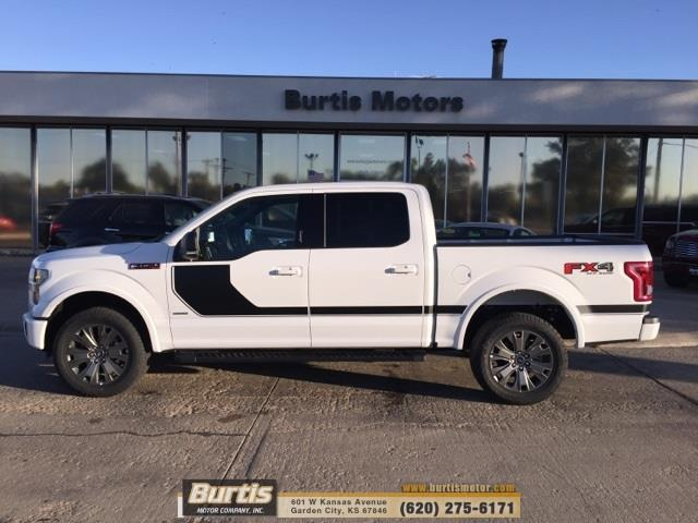 burtis motor company ford dealership in garden city ks