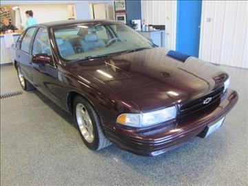 1995 Chevrolet Impala for sale in Sublette, IL
