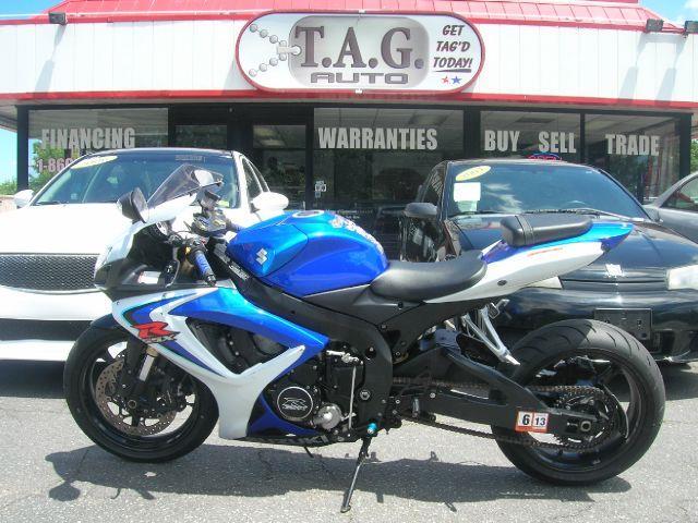 2007 Suzuki GSX  - Virginia Beach VA