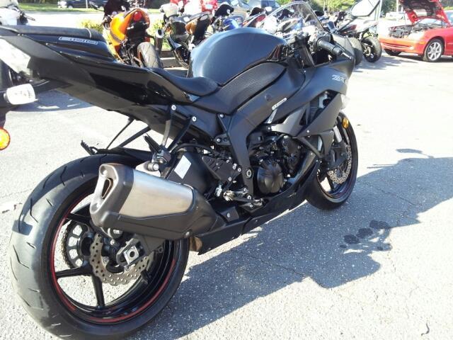 2012 Kawasaki Ninja ZX 6R  - Virginia Beach VA