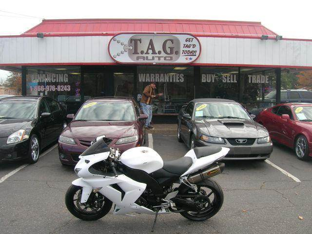 2006 Kawasaki ZX-10 - - Virginia Beach VA