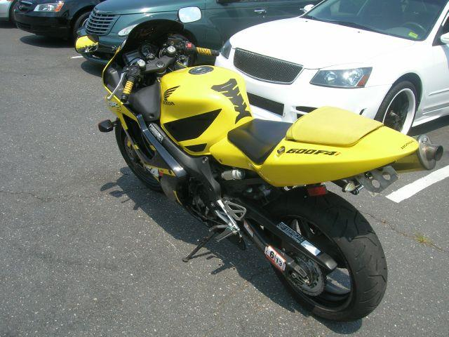 2002 Honda CBR F4I - Virginia Beach VA
