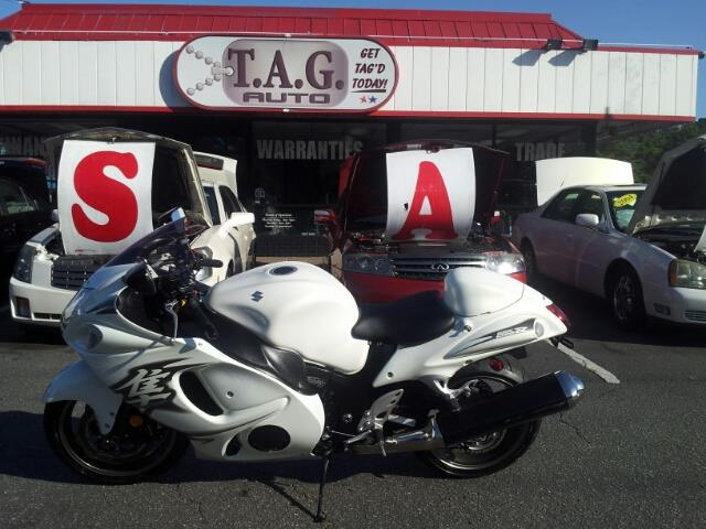 2011 Suzuki Gsxr 1300  - Virginia Beach VA