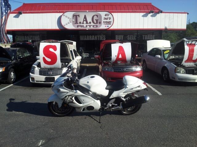 2011 Suzuki Gsxr 1300  - Virginia Beach VA