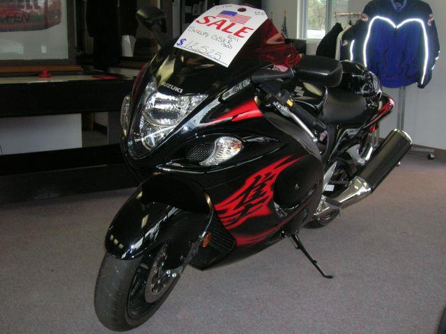 2011 Suzuki GSXR-1300 HAYABUSA - Virginia Beach VA