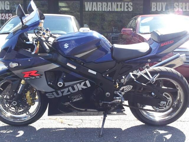 2004 Suzuki GSX  - Virginia Beach VA