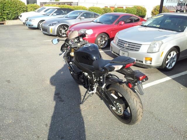 2011 Suzuki GSX  - Virginia Beach VA