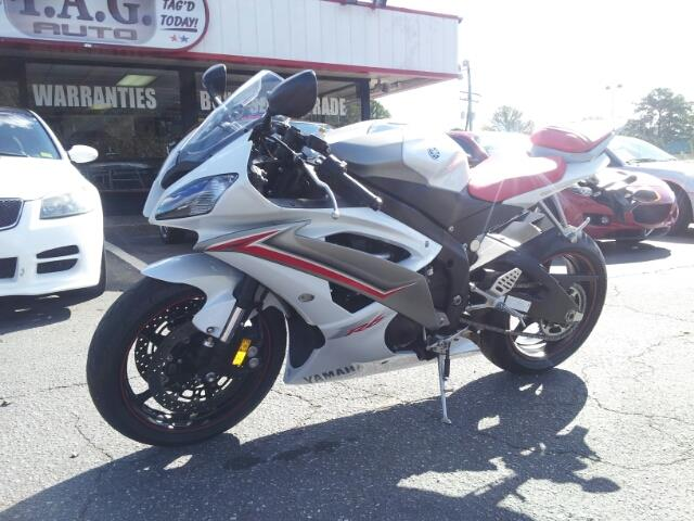 2009 Yamaha R6  - Virginia Beach VA