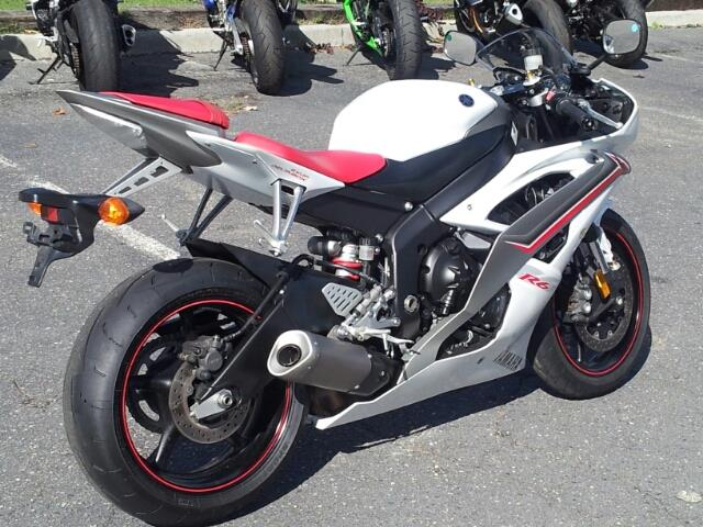2009 Yamaha YZF-R6  - Virginia Beach VA