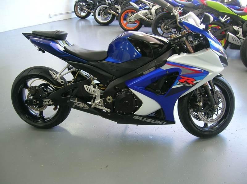 2007 Suzuki GSXR-1000