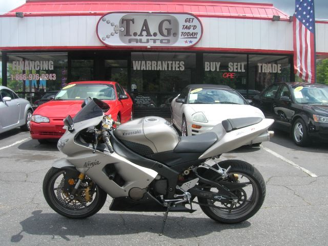2005 Kawasaki ZX 636  - Virginia Beach VA