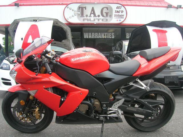 2005 Kawasaki ZX-10  - Virginia Beach VA