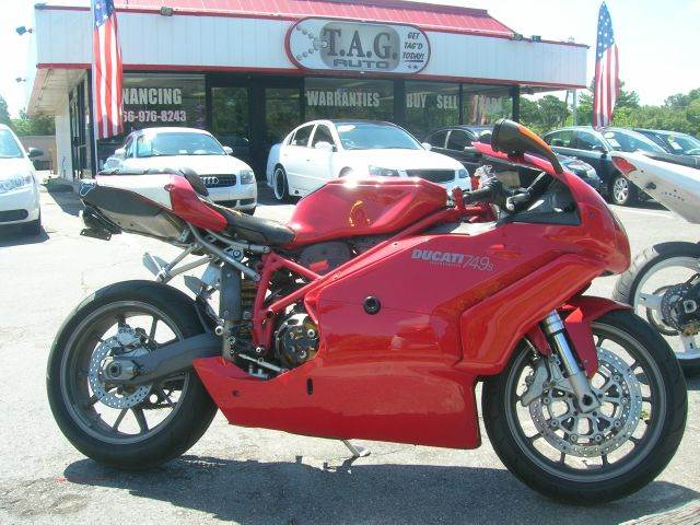 2005 Ducati 749S  - Virginia Beach VA
