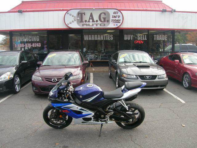 2006 Suzuki GSXR-1000 - - Virginia Beach VA