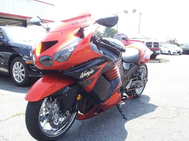 2006 Kawasaki ZX 14R  - Virginia Beach VA