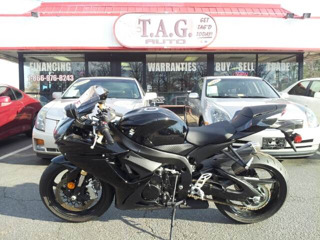 2011 Suzuki GSXR 750  - Virginia Beach VA