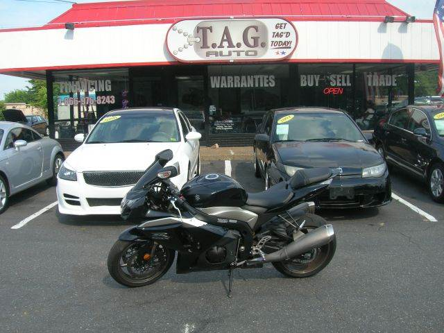 2009 Suzuki GSX  - Virginia Beach VA