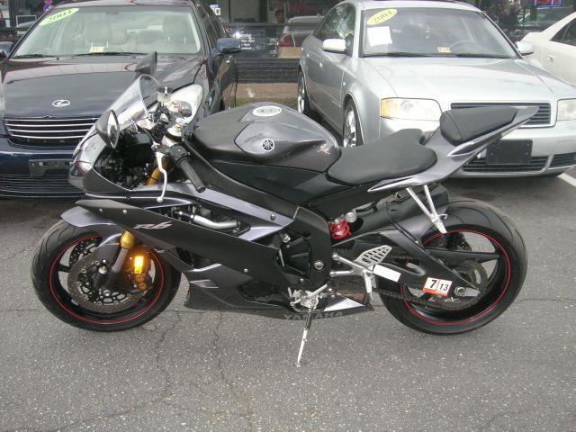 2007 Yamaha YZF-R6  - Virginia Beach VA