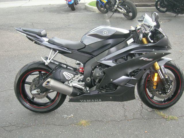 2007 Yamaha R6  - Virginia Beach VA