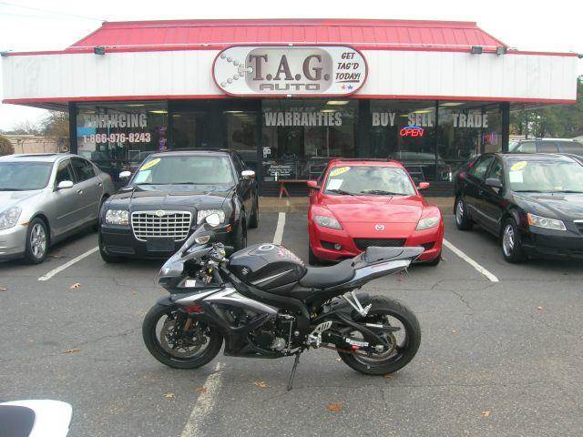 2007 Suzuki GSXR750 - - Virginia Beach VA
