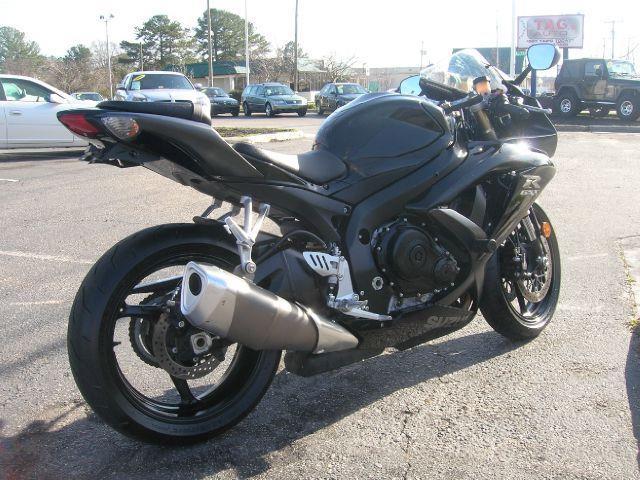2008 Suzuki GSX 600 - Virginia Beach VA
