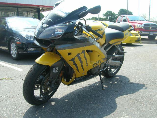 2002 Kawasaki ZX6 NINJA - Virginia Beach VA