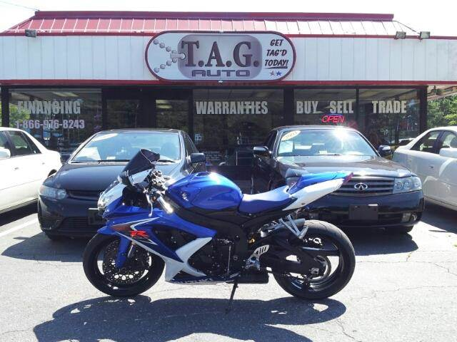 2008 Suzuki GSX  - Virginia Beach VA