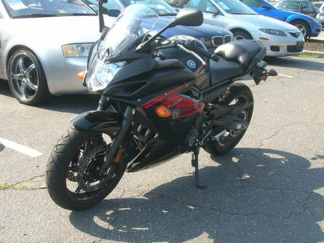 2012 Yamaha FZ6R  - Virginia Beach VA