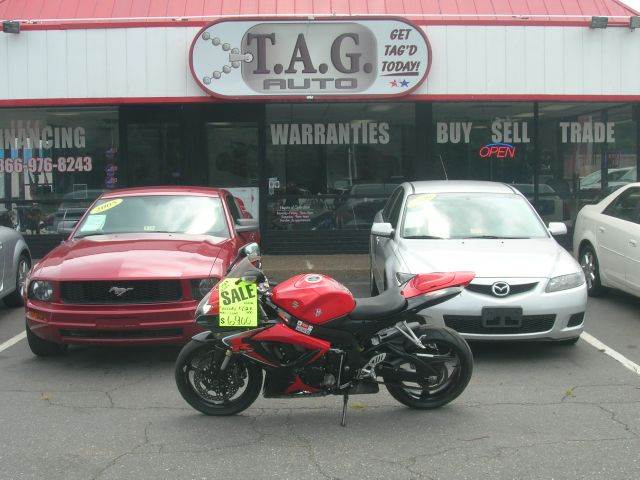 2006 Suzuki GSXR-600  - Virginia Beach VA