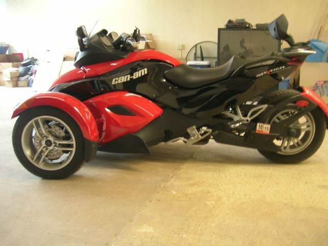 2009 Can-Am Spyder