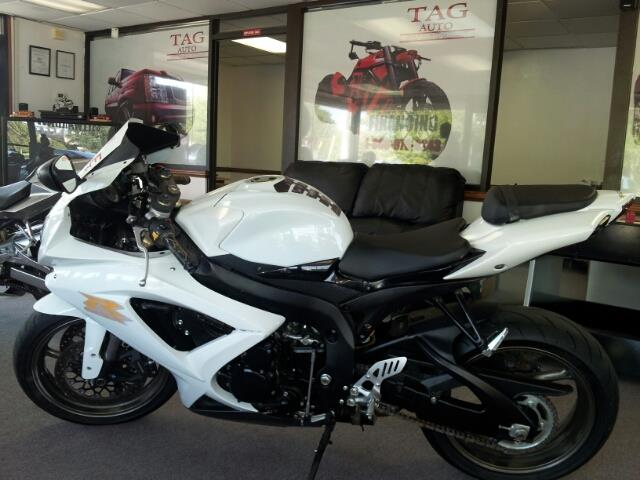 2009 Suzuki GSXR 600  - Virginia Beach VA
