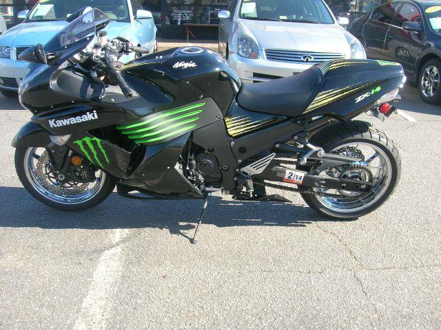 2009 Kawasaki ZX14R