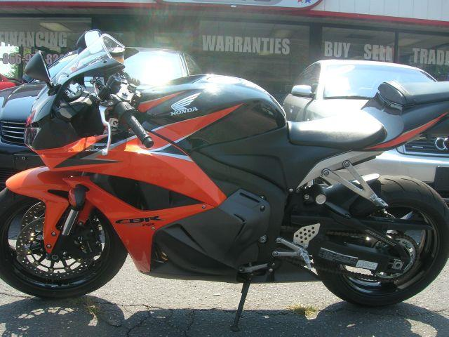 2010 Honda CBR 600RR  - Virginia Beach VA