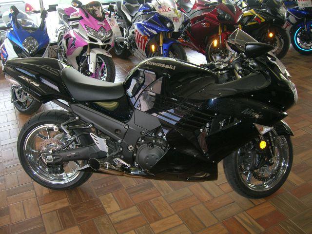 2008 Kawasaki ZX14