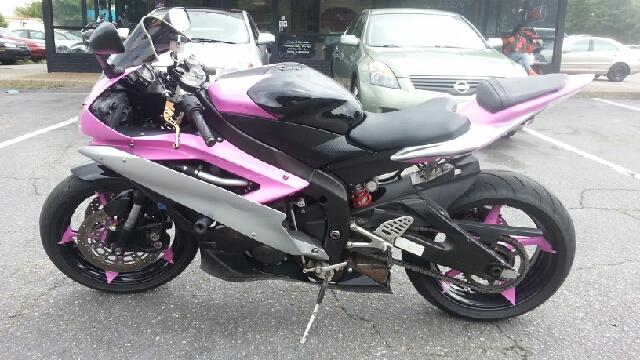 2006 Yamaha YZF-R6