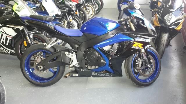 2007 Suzuki GSXR-600