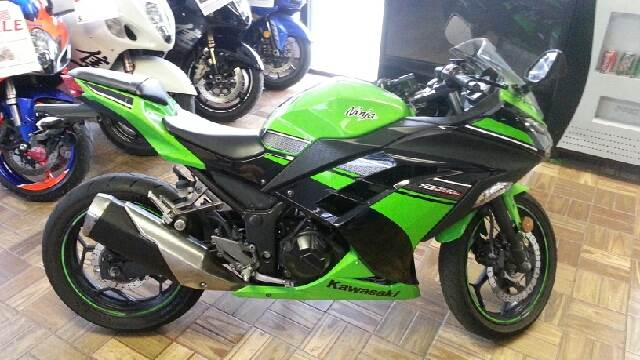 2013 Kawasaki EX300/ABS