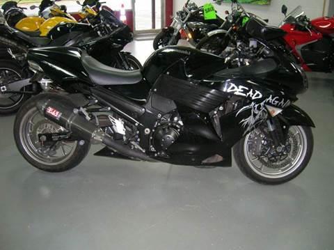2007 Kawasaki Ninja ZX-14R ABS