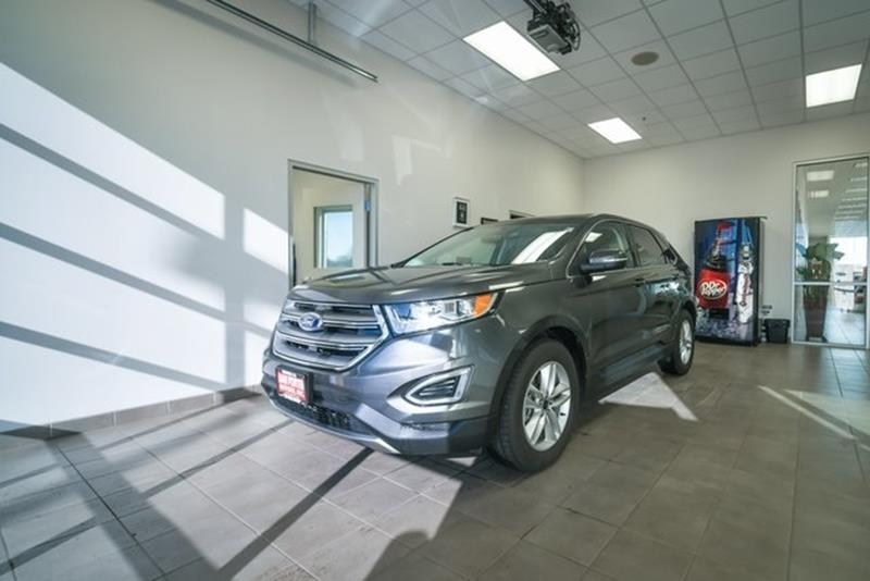 Ford Edge Awd Sel Dr Crossover Dickinson Nd