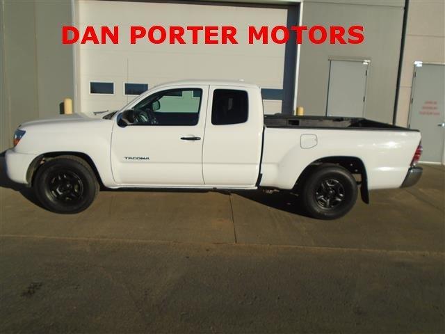 2010 toyota tacoma for sale for Dan porter motors dickinson