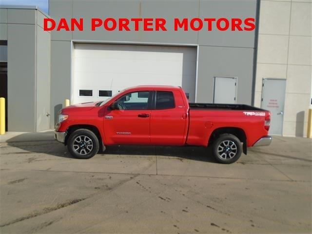 2014 toyota tundra for sale for Dan porter motors dickinson